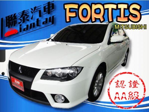 SUM 聯泰汽車 2011 FORTIS 照片1