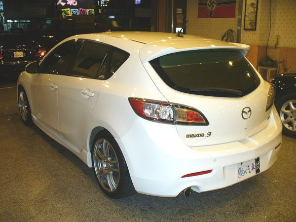 11年Mazda/馬自達 NEW3 照片3