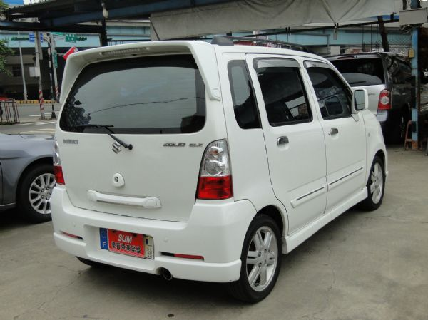 07年新款SOLIO~雙安轎車版~ 照片6