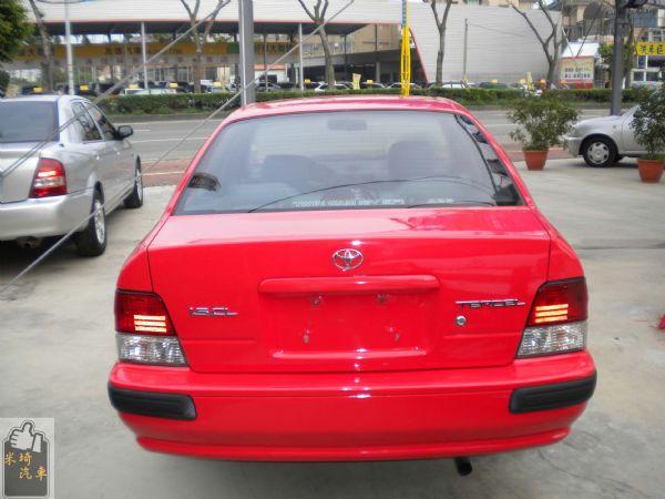 時尚經典紅   4門   電動窗  照片2