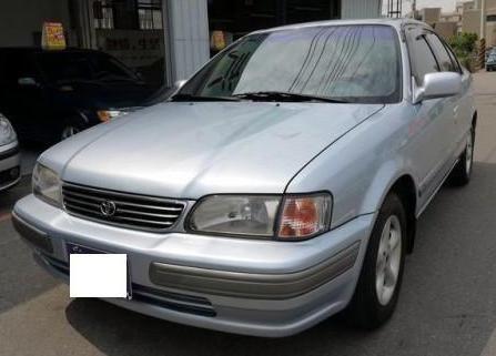 1999年 豐田 TERCEL 中古車  照片1
