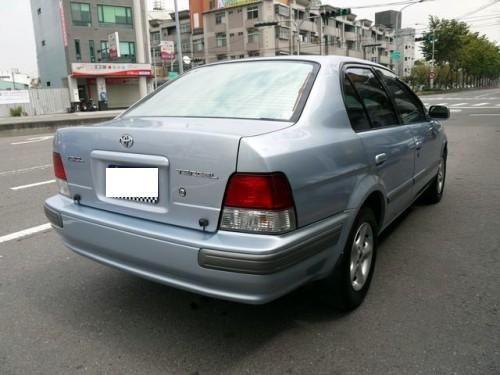 1999年 豐田 TERCEL 中古車  照片2