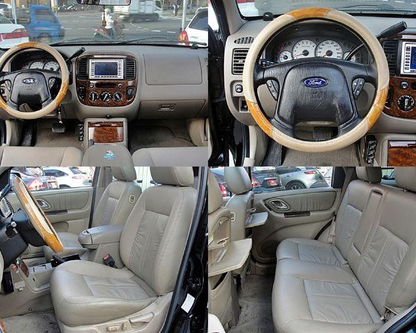 Ford Escape 2.0 頂級 照片4