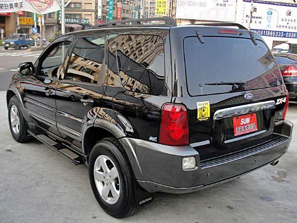 Ford Escape 2.0 頂級 照片9