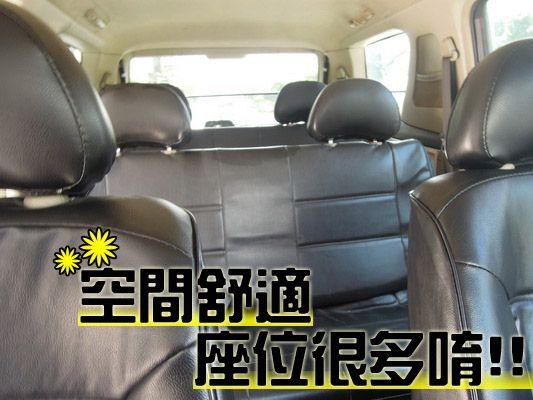 【高鐵汽車】2008 日產 QRV 黑  照片3