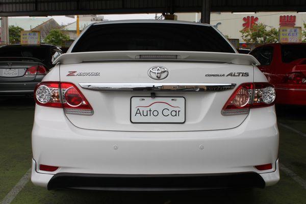 Toyota 豐田 Altis  照片7