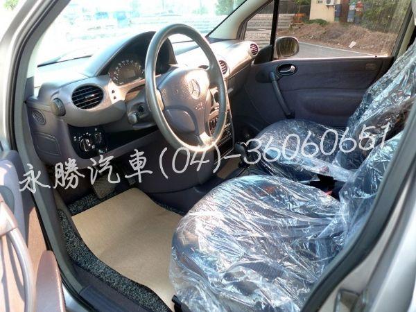 永勝汽車 BENZ A190 一手車 照片6