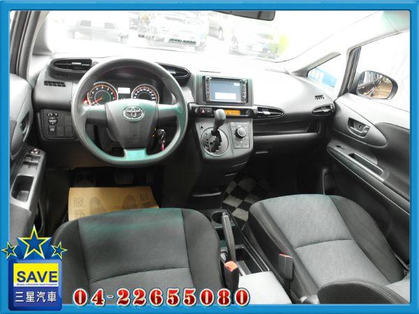 Toyota Wish 金鑽黑 照片2