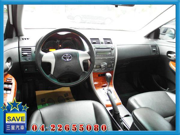 Toyota Altis 三星汽車  照片2