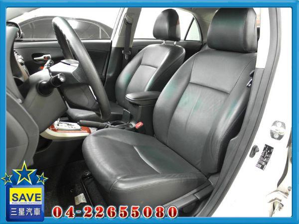 Toyota Altis 三星汽車  照片3
