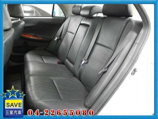 Toyota Altis 三星汽車  照片4