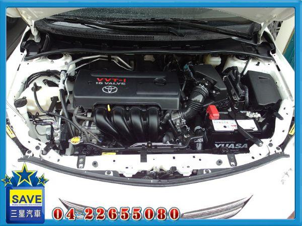 Toyota Altis 三星汽車  照片7