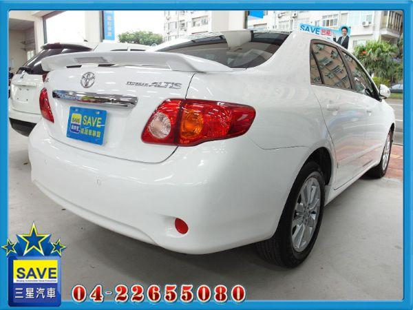 Toyota Altis 三星汽車  照片8