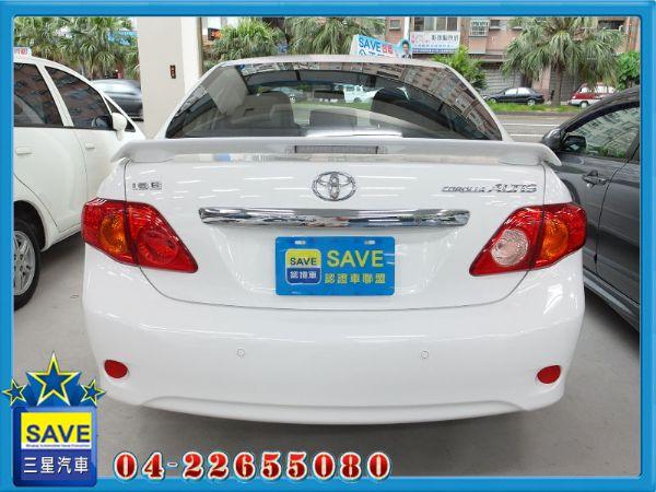 Toyota Altis 三星汽車  照片9