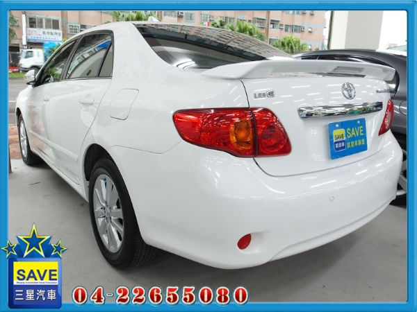 Toyota Altis 三星汽車  照片10