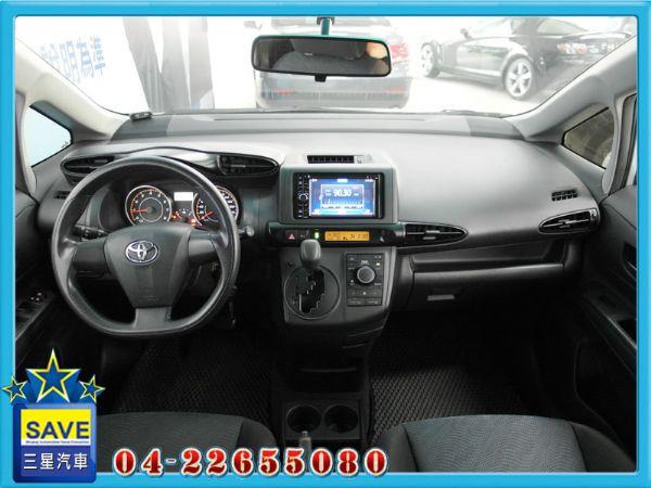 Toyota Wish 七人 三星汽車 照片2
