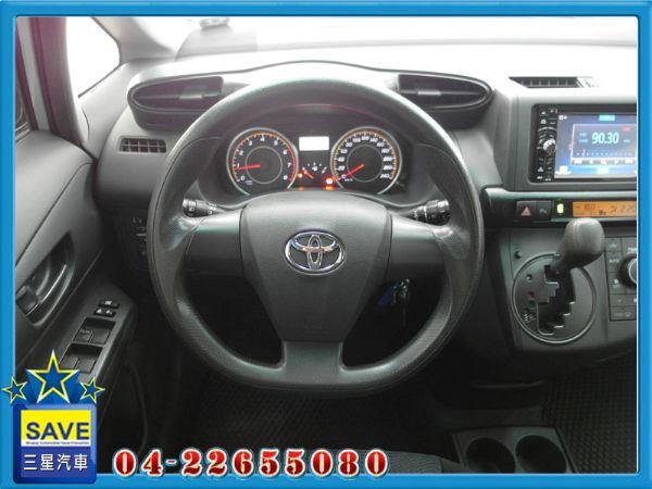 Toyota Wish 七人 三星汽車 照片3