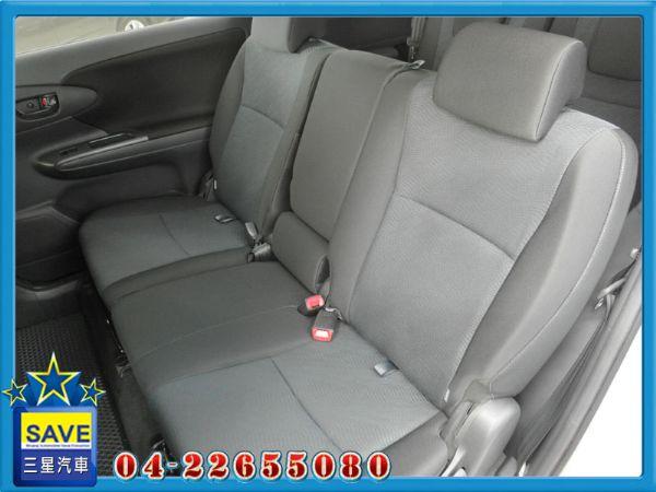 Toyota Wish 七人 三星汽車 照片6