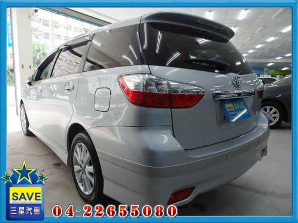 Toyota Wish 七人 三星汽車 照片9