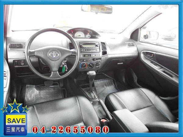 Toyota Vios 正05年出廠 照片2