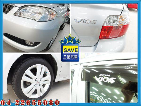 Toyota Vios 正05年出廠 照片6