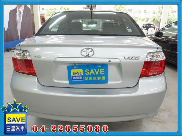 Toyota Vios 正05年出廠 照片10