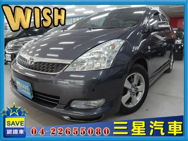 Toyota Wish G版 7人座 照片1