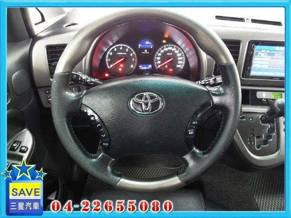 Toyota Wish G版 7人座 照片10