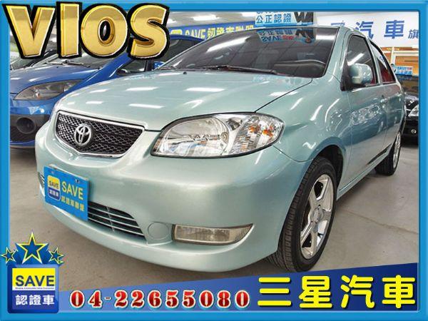 Toyota Vios 精裝特式版  照片1