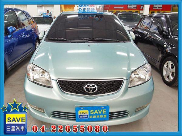 Toyota Vios 精裝特式版  照片2