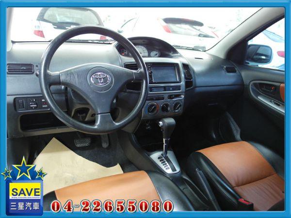 Toyota Vios 精裝特式版  照片3