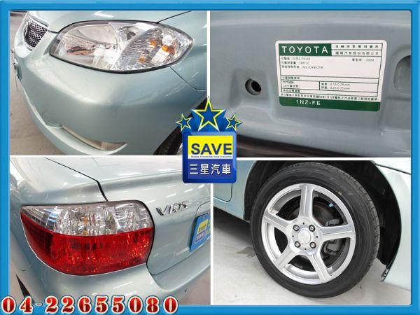 Toyota Vios 精裝特式版  照片7
