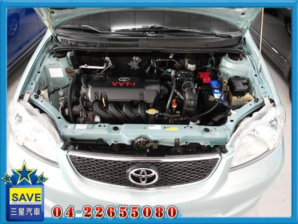Toyota Vios 精裝特式版  照片8