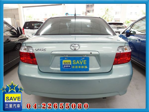 Toyota Vios 精裝特式版  照片10