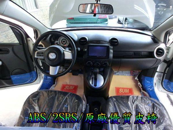 SUM聯泰汽車 2009年 MAZDA2 照片3