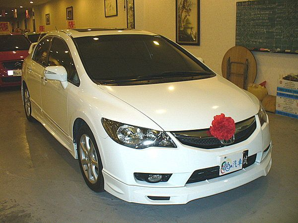 11年Honda/本田CIVIC K12 照片5
