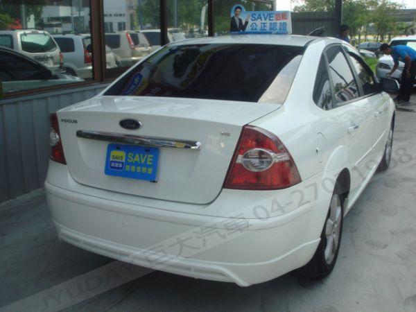 巨大汽車save認證車 Focus 照片10