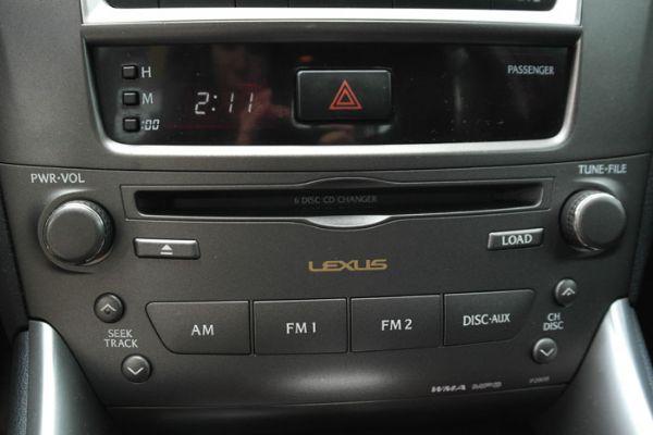 2007年Lexus Is250 2.5 照片4