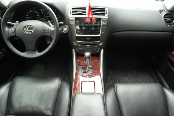 2007年Lexus Is250 2.5 照片8