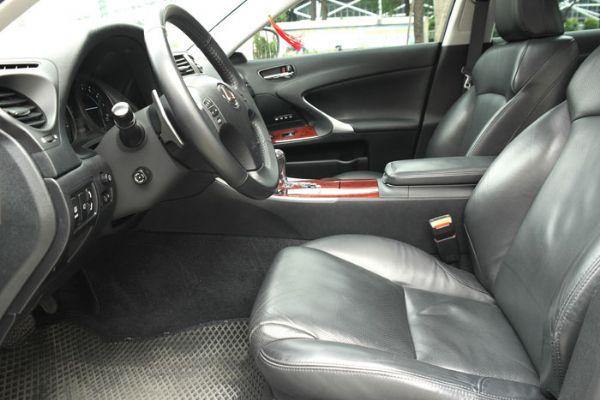 2007年Lexus Is250 2.5 照片9