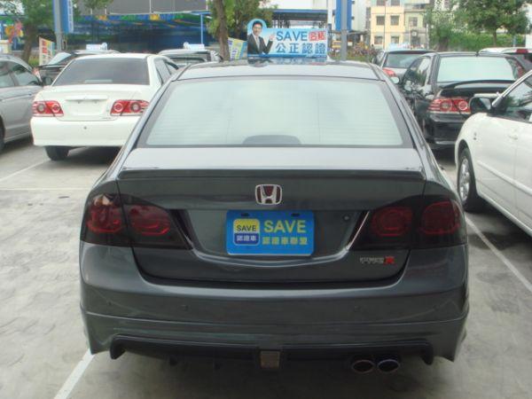 巨大汽車save認證車CivicK12 照片8