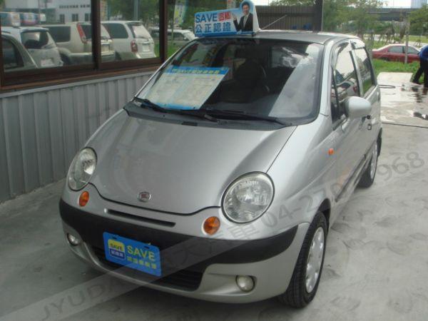 巨大汽車save認證車Matiz 照片1