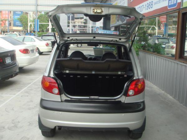巨大汽車save認證車Matiz 照片7