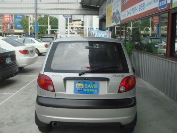 巨大汽車save認證車Matiz 照片8