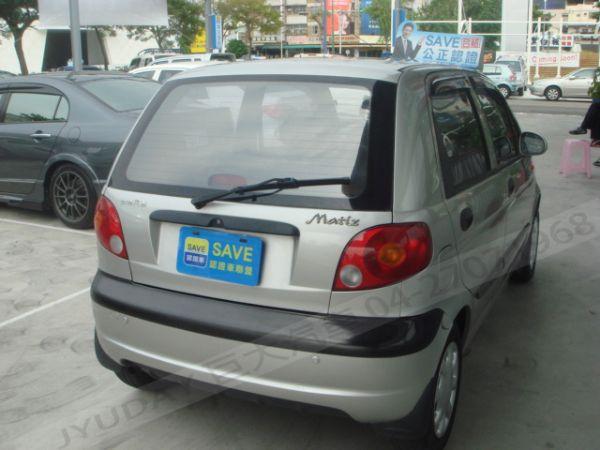 巨大汽車save認證車Matiz 照片9