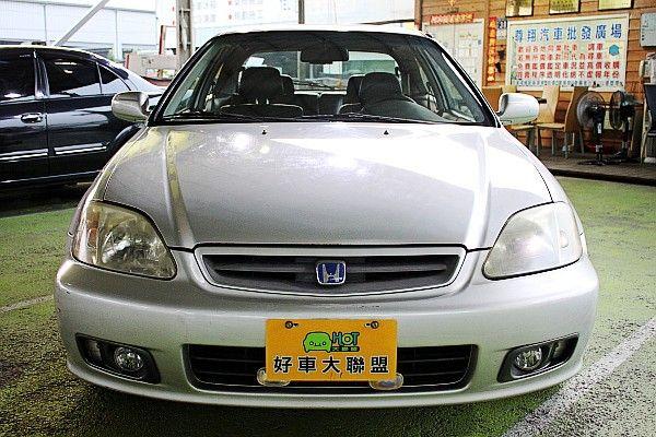 Honda 本田 CV3 1.6 銀 照片2