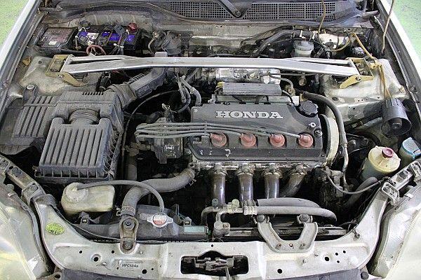 Honda 本田 CV3 1.6 銀 照片7