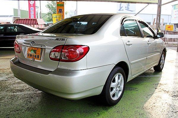 Toyota 豐田 Altis 1.8 照片8