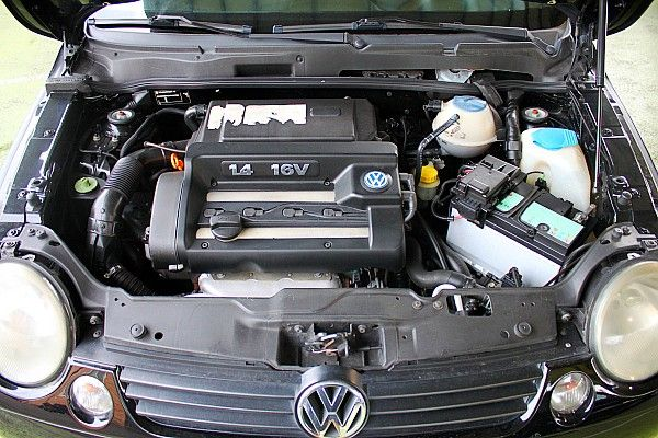 VW 福斯 LUPO 1.4 黑 照片7