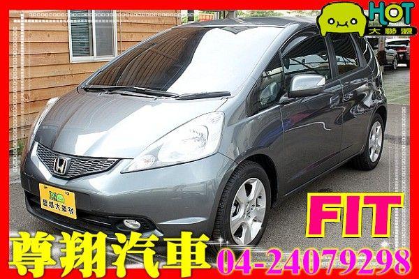 Honda 本田 FIT 1.5 鐵灰  照片1